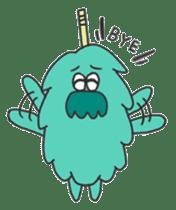 Mossan of mop sticker #344304
