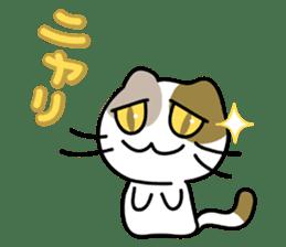 Rabbit&Cat(usa-thi&nya-tan) sticker #345241