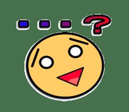 simple emotion sticker #345297