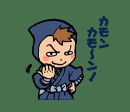 Ninja Newbies Ken & Shuri 2 sticker #345879
