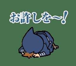 Ninja Newbies Ken & Shuri 2 sticker #345883