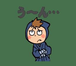 Ninja Newbies Ken & Shuri 2 sticker #345893