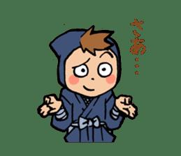 Ninja Newbies Ken & Shuri 2 sticker #345894