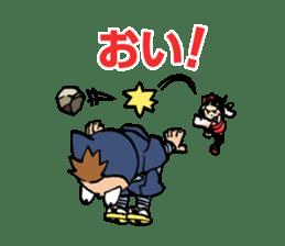 Ninja Newbies Ken & Shuri 2 sticker #345903