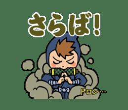 Ninja Newbies Ken & Shuri 2 sticker #345904
