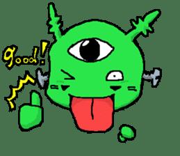 Midori and Gin sticker #345905