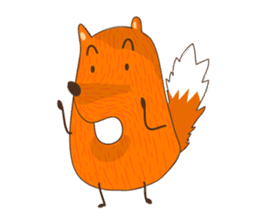 MEPO The Fox sticker #345952