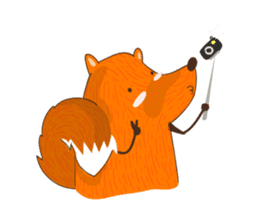 MEPO The Fox sticker #345953