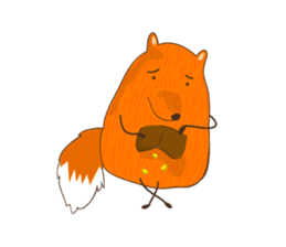 MEPO The Fox sticker #345955