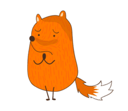 MEPO The Fox sticker #345957