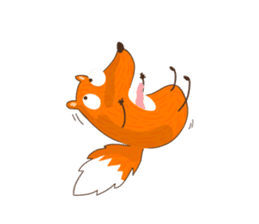 MEPO The Fox sticker #345959