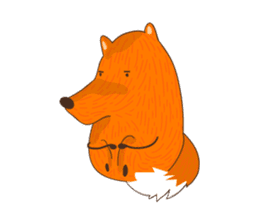 MEPO The Fox sticker #345964