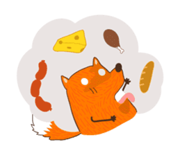 MEPO The Fox sticker #345970