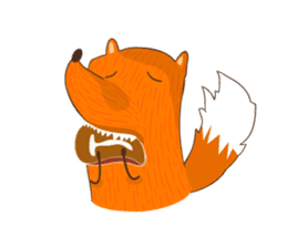 MEPO The Fox sticker #345971