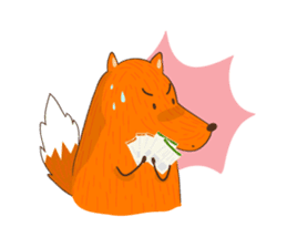 MEPO The Fox sticker #345972