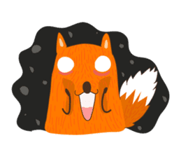 MEPO The Fox sticker #345975