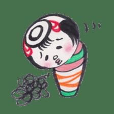 KOKECHIBI sticker #346386
