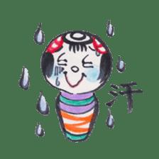 KOKECHIBI sticker #346407