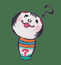 KOKECHIBI sticker #346412