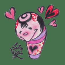 KOKECHIBI sticker #346413