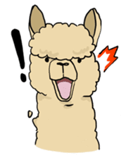 Team Alpaca sticker #346916
