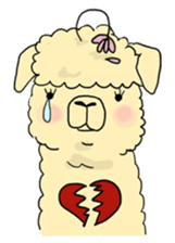 Team Alpaca sticker #346924