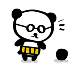 HARAMAKI-PANDA sticker #347172