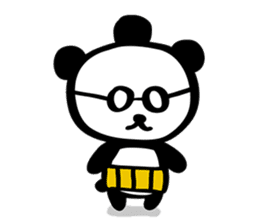HARAMAKI-PANDA sticker #347173