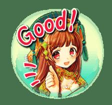Sangoku Visiolion sticker #347427