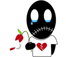 Brokenheart Timou sticker #347507