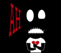 Brokenheart Timou sticker #347516