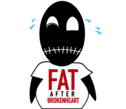 Brokenheart Timou sticker #347518