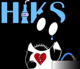 Brokenheart Timou sticker #347519
