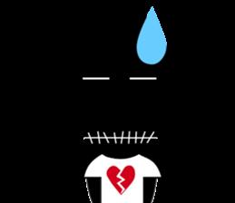 Brokenheart Timou sticker #347531