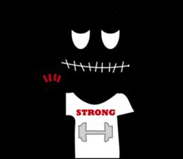 Brokenheart Timou sticker #347542