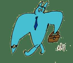 TateyamaFuyuko-Characters sticker #347809