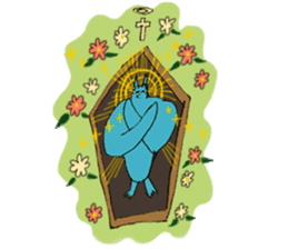 TateyamaFuyuko-Characters sticker #347810