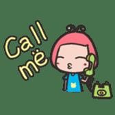 Miss Meow sticker #348107