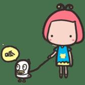 Miss Meow sticker #348139