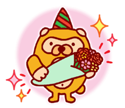 mini characters of Japan sticker #348509