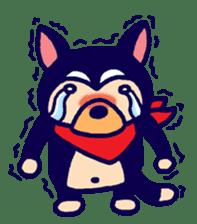 mini characters of Japan sticker #348511