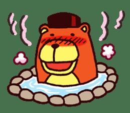 mini characters of Japan sticker #348512