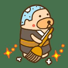 mini characters of Japan sticker #348513