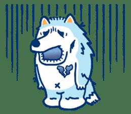 mini characters of Japan sticker #348517