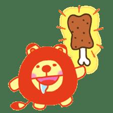 mini characters of Japan sticker #348520