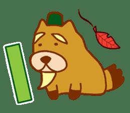 mini characters of Japan sticker #348525