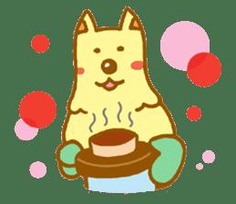 mini characters of Japan sticker #348526