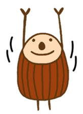 mini characters of Japan sticker #348528