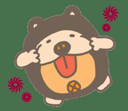 mini characters of Japan sticker #348531