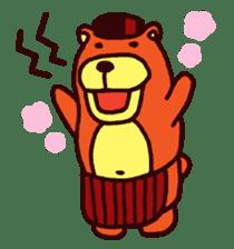 mini characters of Japan sticker #348536